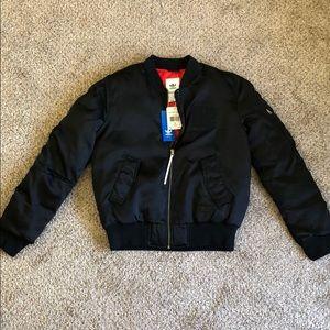 Adidas Women's Bomber Jacket RUN DMC